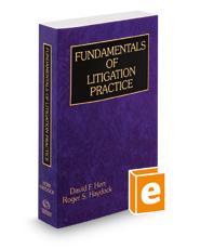 Fundamentals of Litigation Practice, 2021 ed.