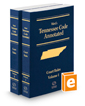 West's Tennessee Code Annotated Court Rules, 2019 ed.