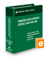 Forensic DNA Evidence: Science and the Law (The Rutter Group Criminal Practice Series)