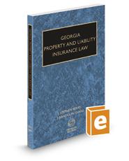Georgia Property and Liability Insurance Law, 2019 ed.