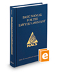 NALS Basic Manual for the Lawyer's Assistant, 13th