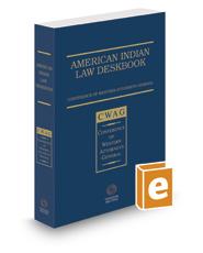 American Indian Law Deskbook, 2019 ed.