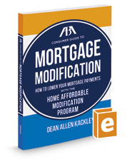 ABA Consumer Guide To Mortgage Modification