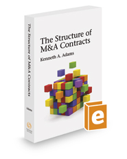 Structure of M&A Contracts, 2016 ed.