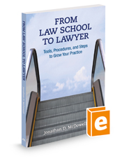 From Law School to Lawyer