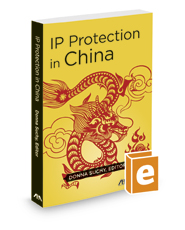 IP Protection in China