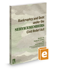 Bankruptcy and Debt under the Servicemembers Civil Relief Act