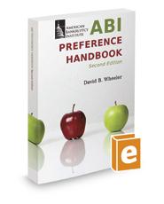 ABI Preference Handbook, 2d