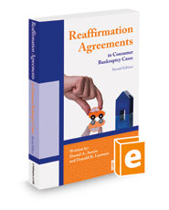 Reaffirmation Agreements in Consumer Bankruptcy Cases, 2d