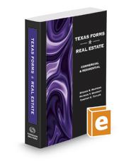 O'Connor's Texas Forms * Real Estate, 2019 ed.