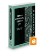 O'Connor's Texas Criminal Codes Plus, 2020-2021 ed.