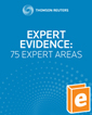 Expert Evidence: 75 Expert Areas