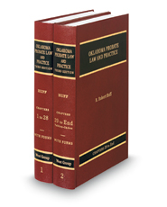 Oklahoma Probate Law and Practice, 3d Vols. 1 and 2