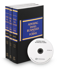 Advising Small Businesses: Forms, 2015-2016 ed.