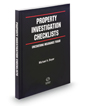 Property Investigation Checklists: Uncovering Insurance Fraud, 11th