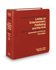 Lindey on Entertainment, Publishing and the Arts, 3d