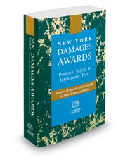 New York Damages Awards, 2016 ed.