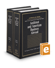 Antitrust and American Business Abroad, 4th