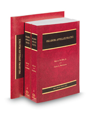 Oklahoma Appellate Practice, 2015-2016 ed. (Vols. 5, 6, and 6A, Oklahoma Practice Series)