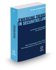 Emerging Trends in Securities Law, 2014-2015 ed. (Securities Law Handbook Series)