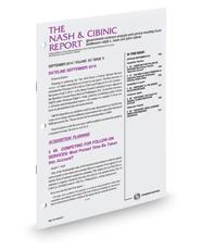 The Nash & Cibinic Report