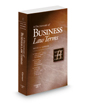 A Dictionary of Business Law Terms (Black's Law Dictionary Series)