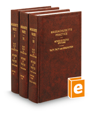 Methods of Practice, 4th (Vols. 5-5B, Massachusetts Practice Series)