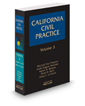 Insurance Bad Faith Litigation (California Civil Practice —Torts, Vol. 3)