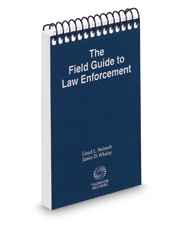 The Field Guide to Law Enforcement, 2015 ed.
