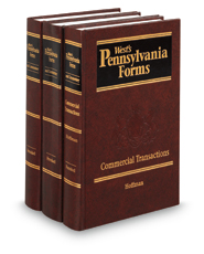 West's® Pennsylvania Forms