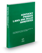 Kentucky Probate Laws and Rules Annotated, 2016 ed.