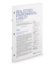 Real Estate/Environmental Liability News