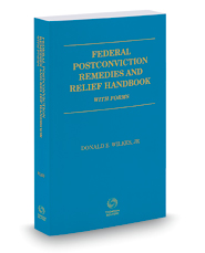 Federal Postconviction Remedies and Relief Handbook with Forms, 2015 ed.