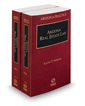 Arizona Real Estate Law, 2015-2016 ed. (Vol. 11 & 11A, Arizona Practice Series)