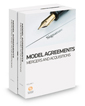 Model Agreements: Mergers and Acquisitions, 2015-2016 ed.