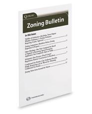 Zoning Bulletin