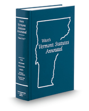 West's Vermont Statutes Annotated