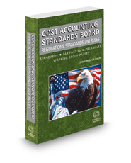 Cost Accounting Standards Board Regulations, Standards and Rules, 2014 ed.