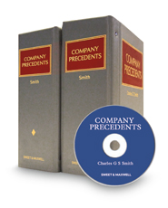 Company Precedents Looseleaf and CD-ROM