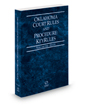 Oklahoma Court Rules and Procedure - State KeyRules, 2016 ed. (Vol. IA, Oklahoma Court Rules)