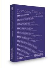 Company Directors (European Lawyer Ref Series)