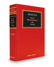 Arnould's Law of Marine Insurance, 18th