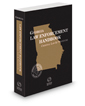Georgia Law Enforcement Handbook: Criminal Law and Procedure, 2016-2017 ed.
