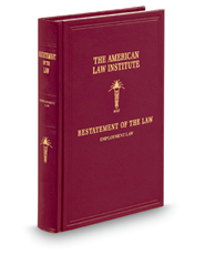 Restatement of the Law, Employment Law