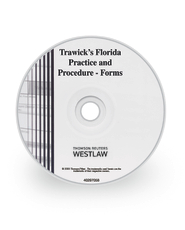 Trawick's Florida Practice & Procedure Forms