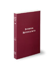 Internal Revenue Acts, 1989 ed.