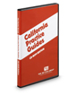 Landlord-Tenant, PREMISE® CD-ROM ed. (The Rutter Group California Practice Guide)