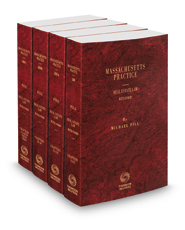Real Estate Law with Forms, 2019-2020 ed. (Vols. 28-28C, Massachusetts Practice Series)