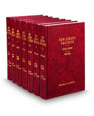 Legal Forms, 4th (Vols. 14 - 16B, New Jersey Practice Series)