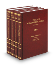 White and Summers' Uniform Commercial Code, 5th and 6th (Practitioner Treatise Series)